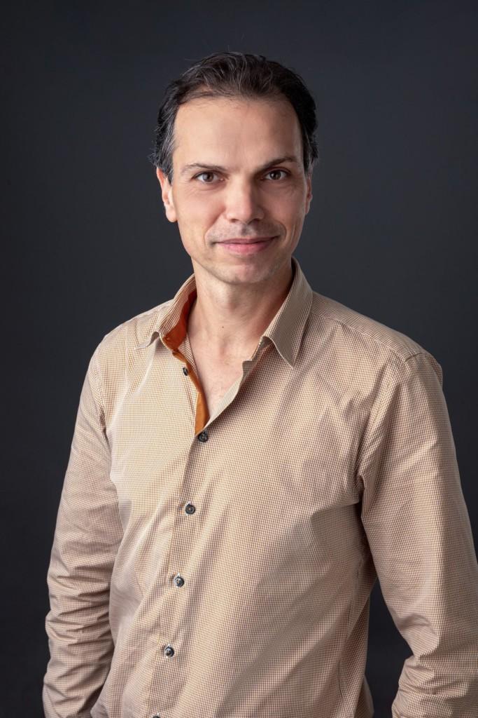 Osteopath Frank Bartelt